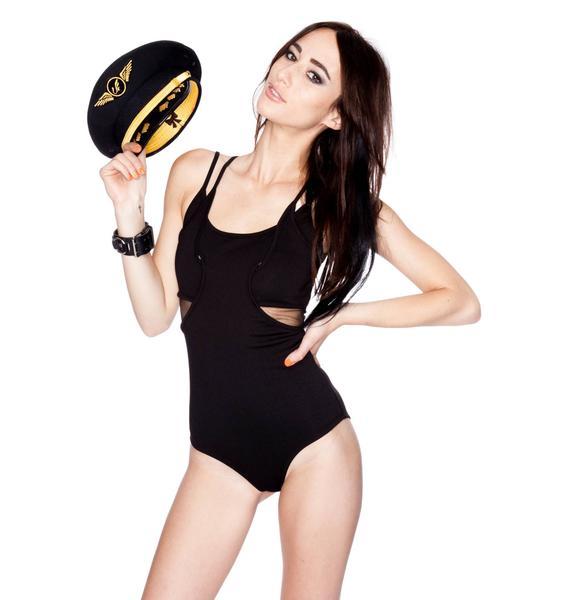 Side Kick Bodysuit