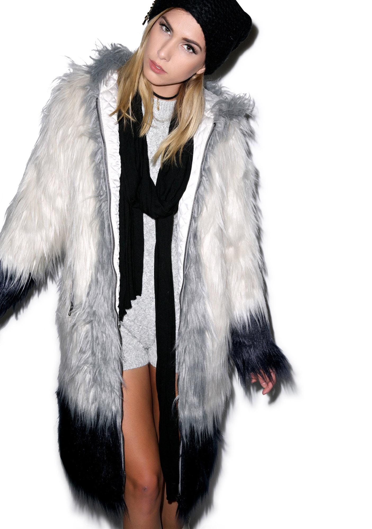 Shop for fur hooded coat online at Target. Free shipping on purchases over $35 and save 5% every day with your Target REDcard.