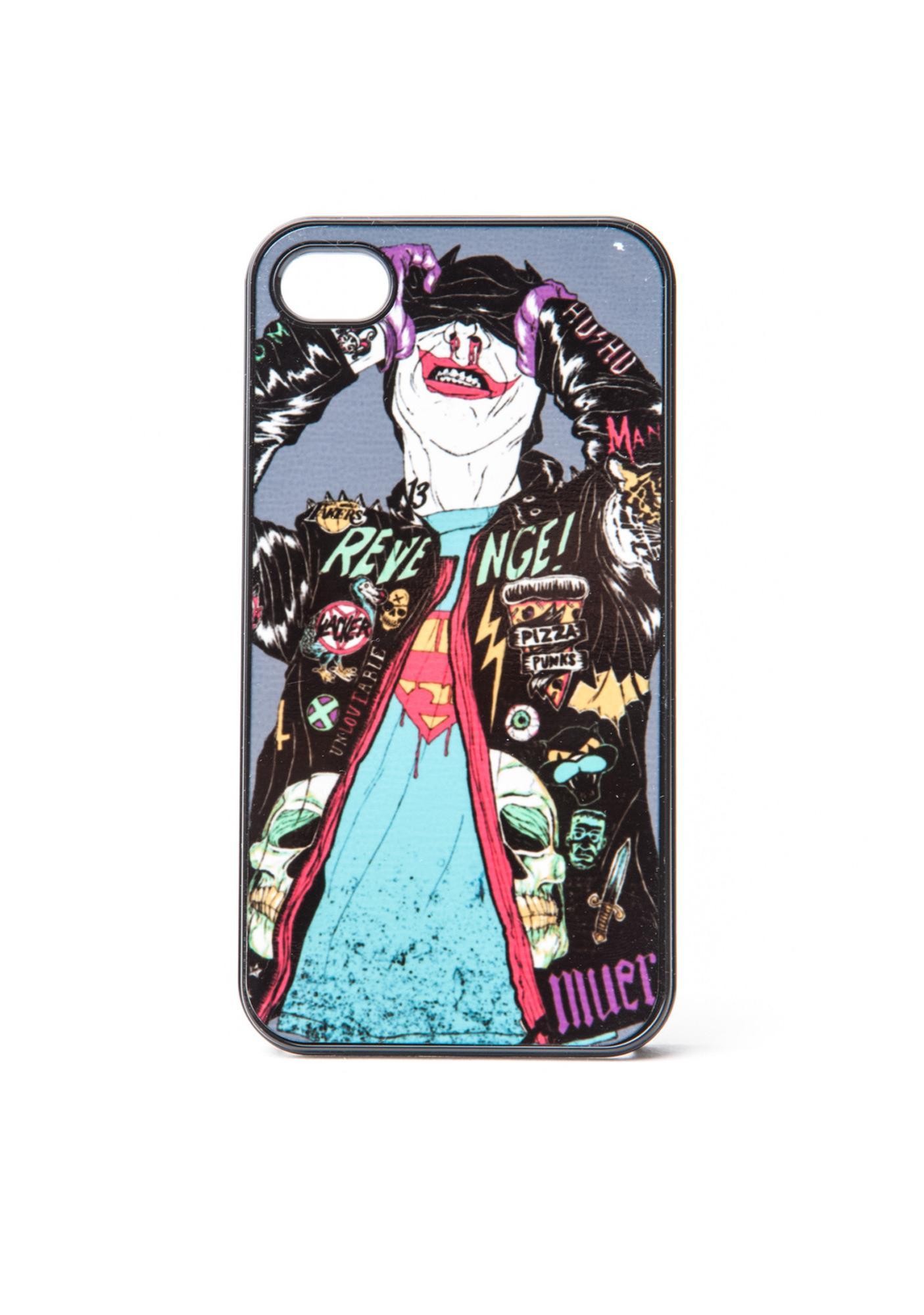 Disturbia Revenge iPhone Case