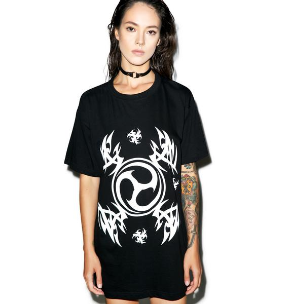 Long Clothing Vortex Tee