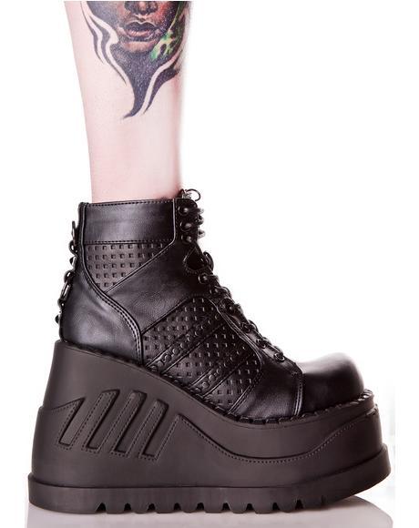 Analog Stomp Boots