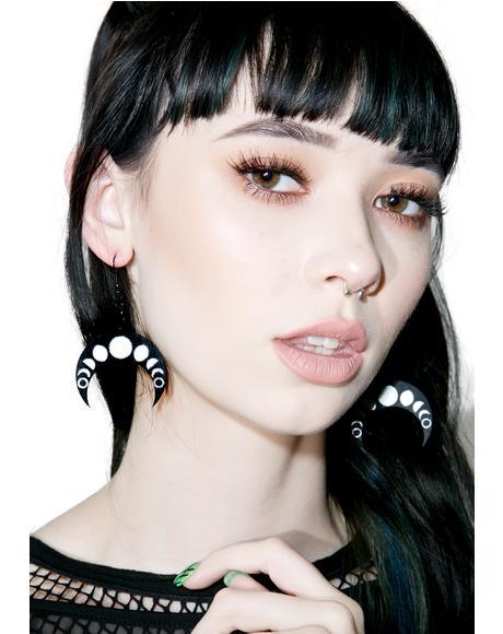 Phases Earrings