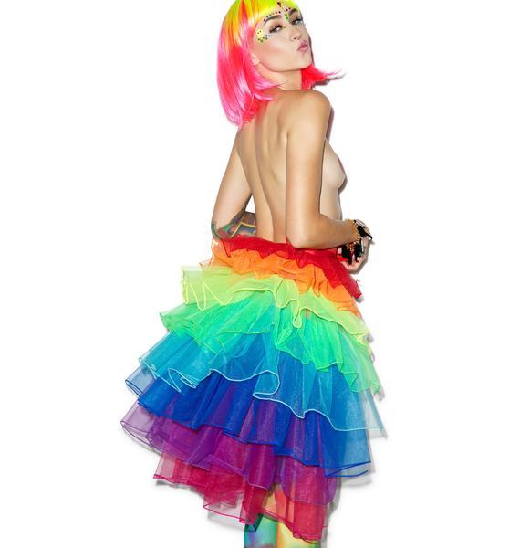 Follow The Rainbow Bustle