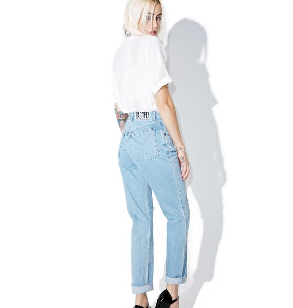 The Ragged Priest Outlook Jeans