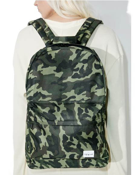 Camo Jungle Backpack