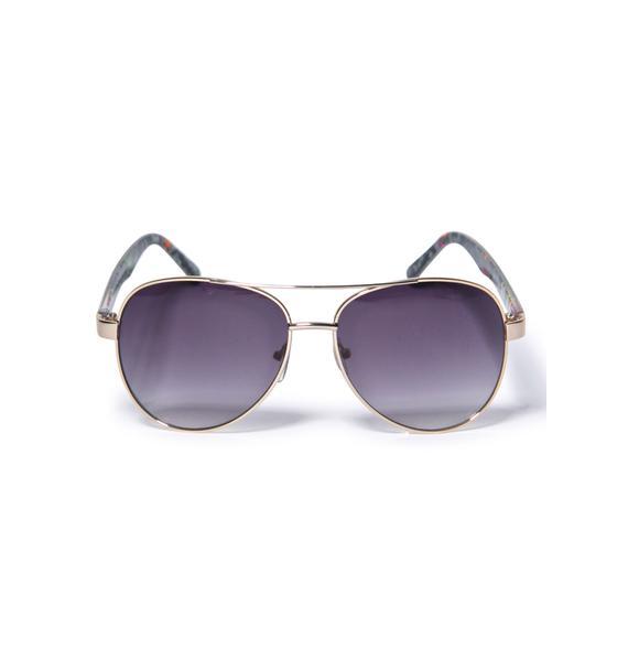 Eye King Slam Sunglasses