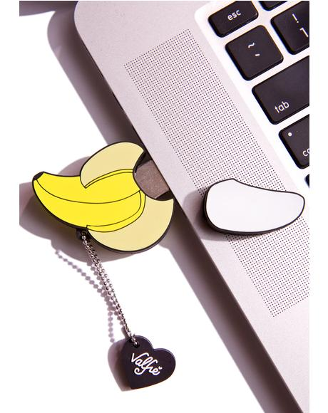 Banana 16GB USB Drive