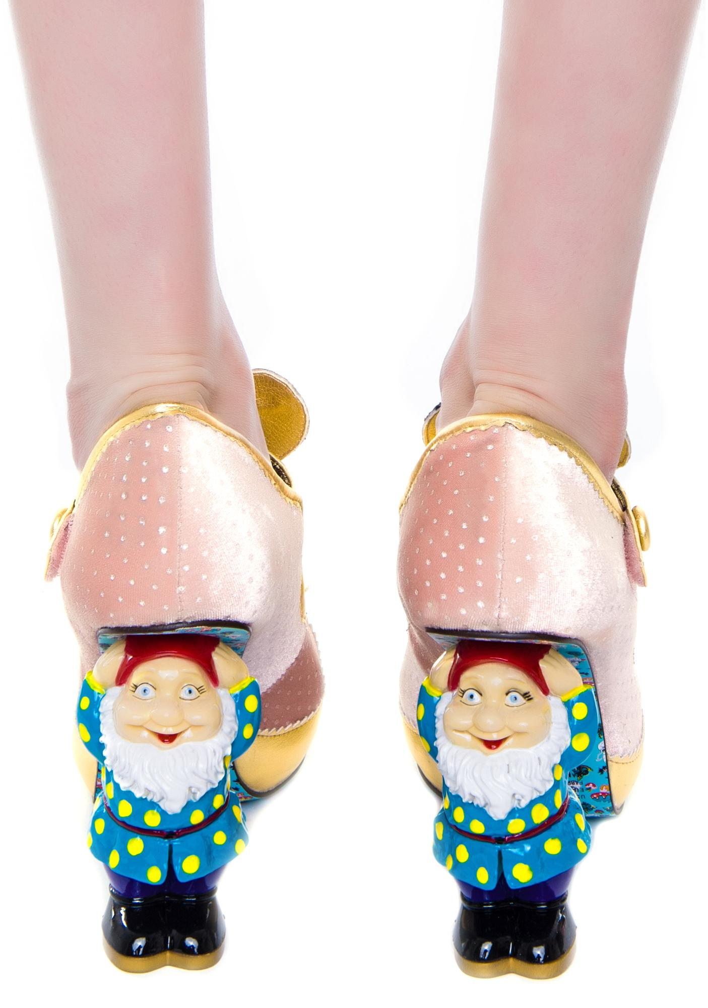 Irregular Choice Chuckles Heels
