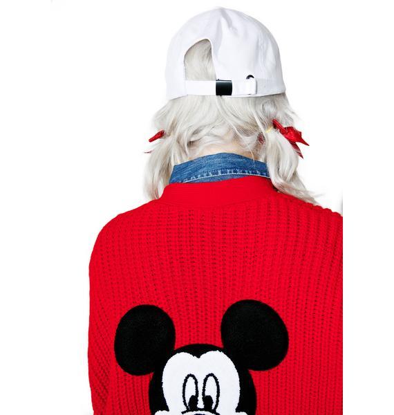 Lazy Oaf X Disney Mickey Mouse Hat