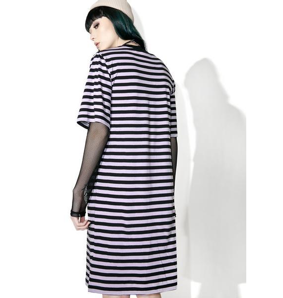 Cheap Monday Smash Stripe Dress