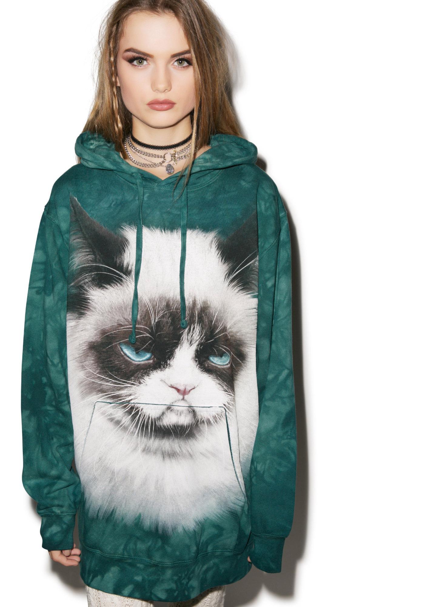 Grumpy Cat Hoodie