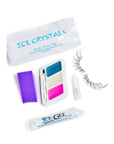 Ice Queen Makeup Kit
