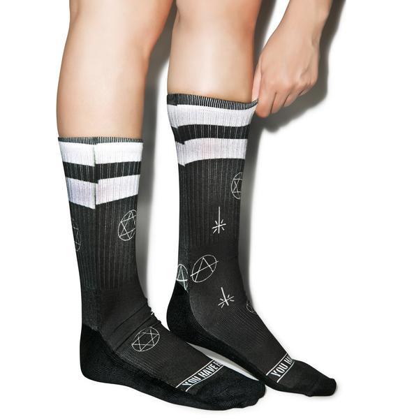 YHF Risen Socks