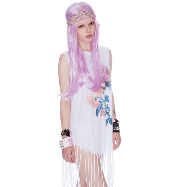 Wildfox Couture Flower Girl Gypsy Tank