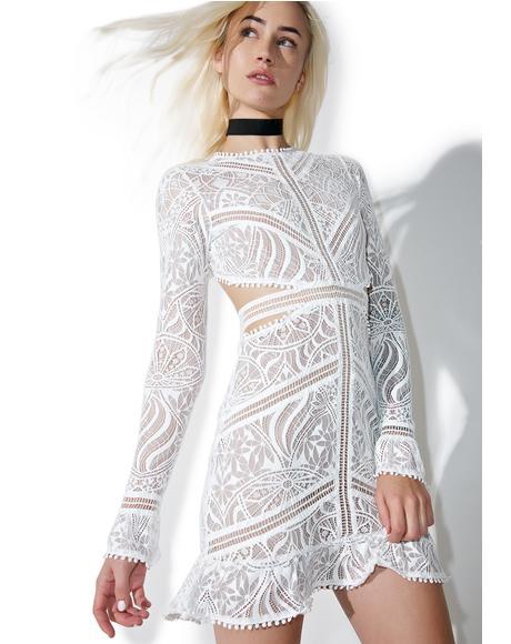 Emerie Cut Out Dress