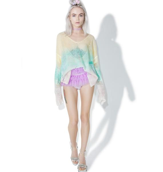Wildfox Couture Sundown Cheryl Sweater
