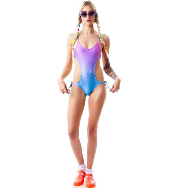 Wildfox Couture I Am The Ocean Monokini