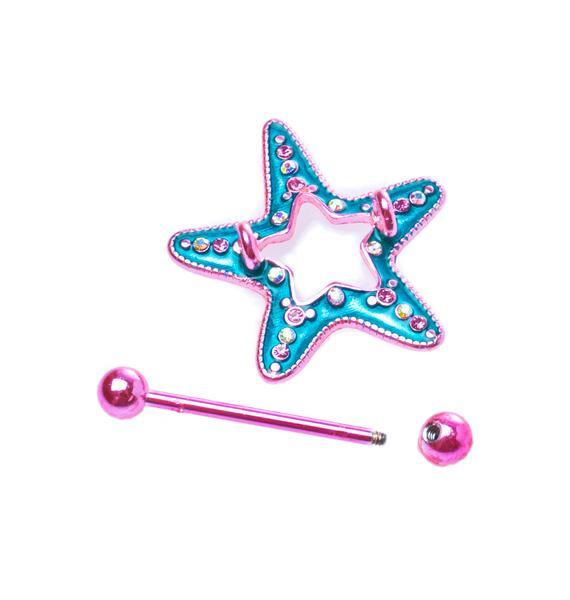 Starsea Nipple Ring Pack