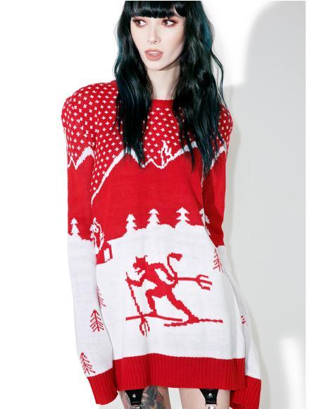 Hellski Sweater
