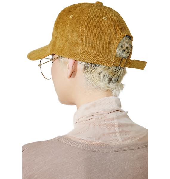 Clayton Corduroy Dad Hat