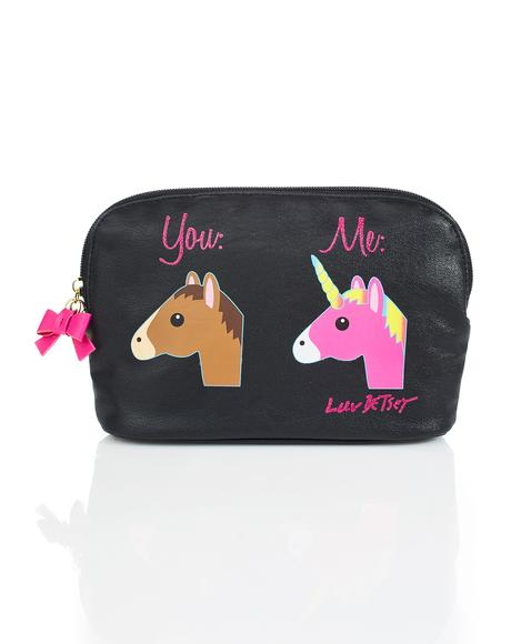 Horse Or Unicorn Clutch
