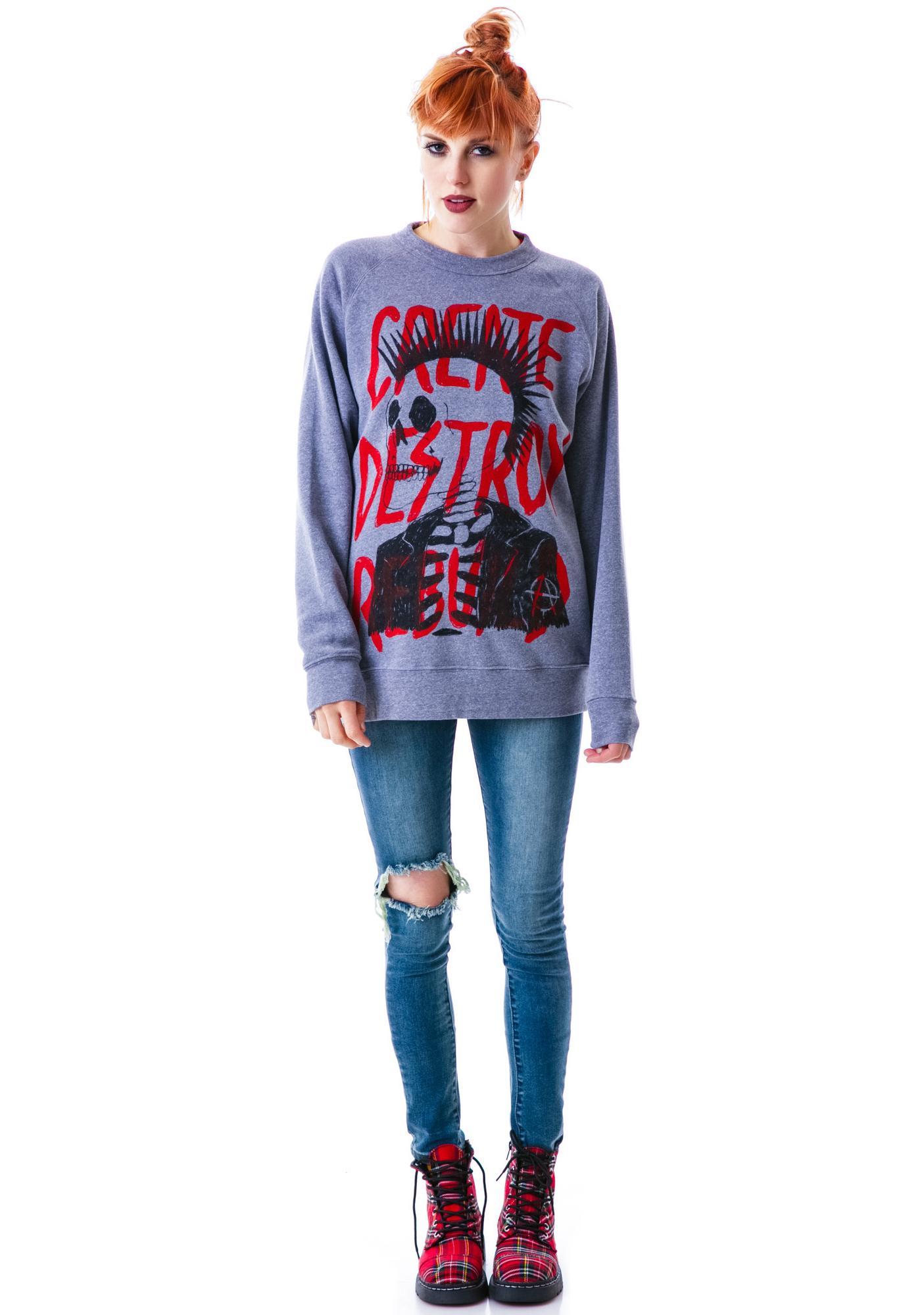 Glamour Kills The Cult Classic Crew Sweatshirt