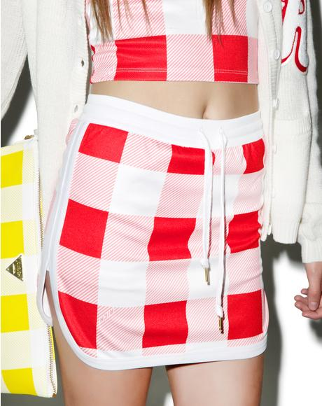 Picnic Cruise Sporty Skirt