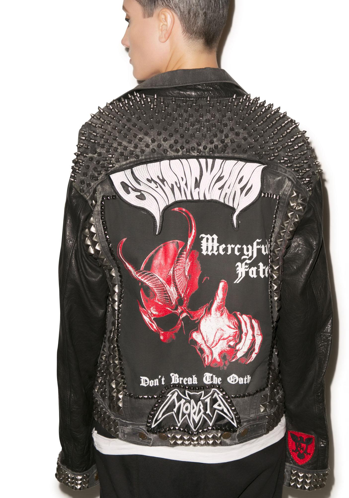 Hazmat Design Mercyful Fate Jacket