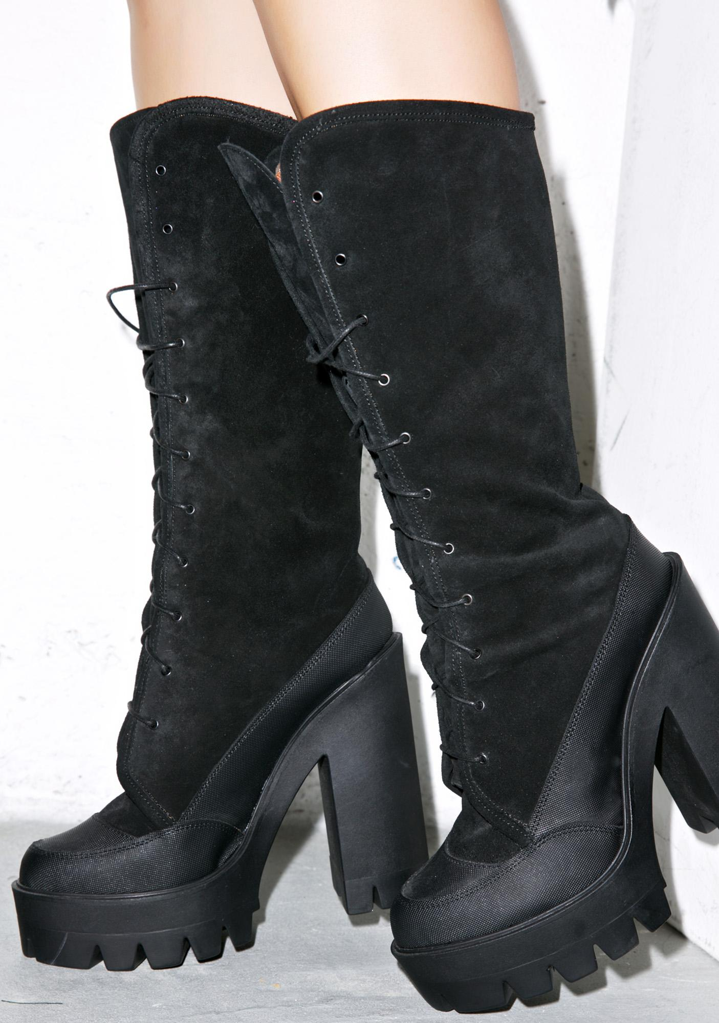 Stiù Eclisse Lace Up Boot