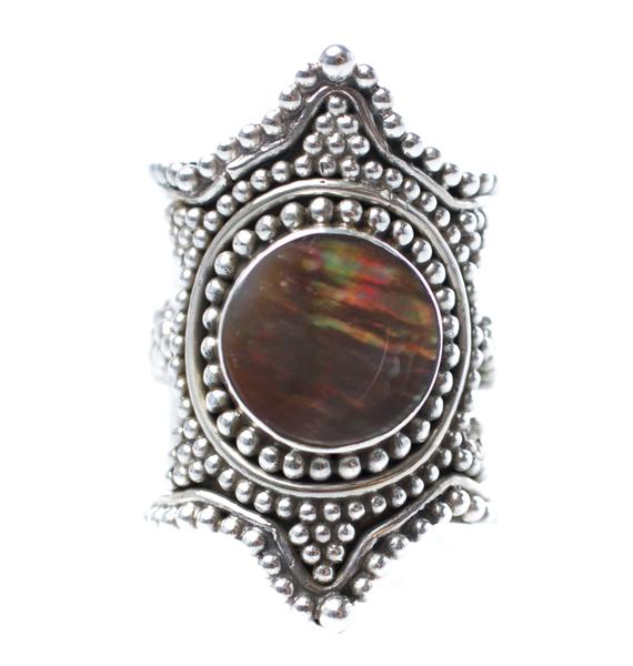 Regal Rose Awan Ring