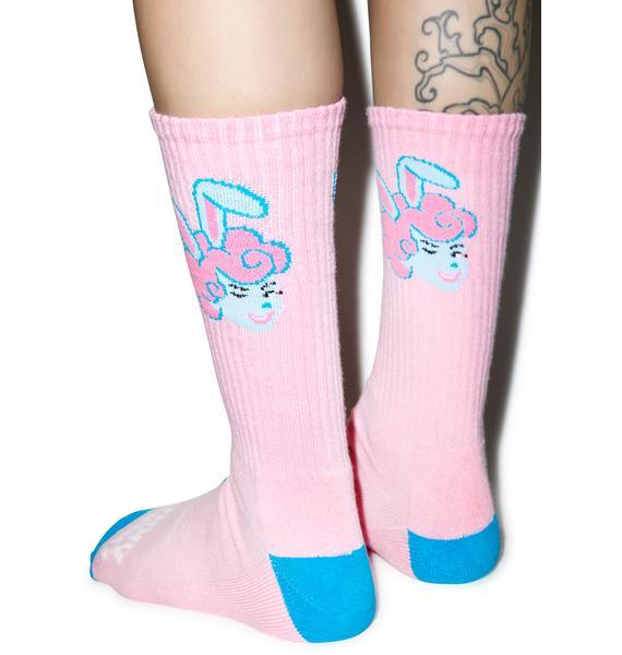 Bunny Dreamz Bunny Babe Socks