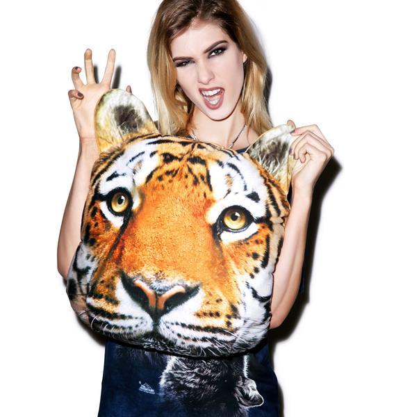 Tiger Pillow