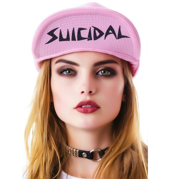 Suicidal Tendencies Suicidal Tendencies Flip Up Hat