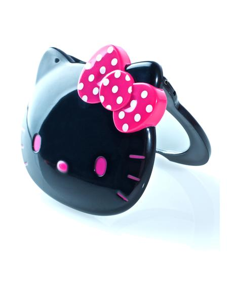 Hello Kitty Die-Cut Compact Mirror