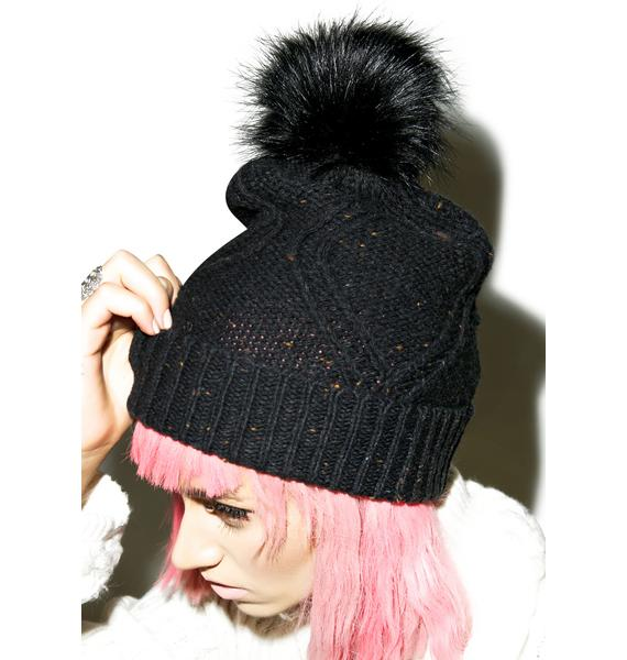 Wildfox Couture Cable Knit Beanie
