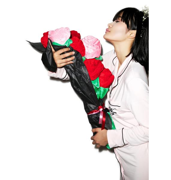 The Tuxedo Mask Rose Bouquet