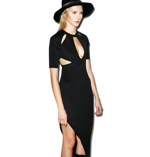 Nightwalker Justify Cut-Out Maxi Dress