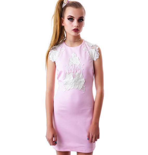 Poppy Plasma Pastel Dress