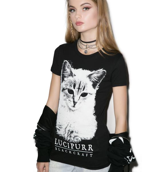 Blackcraft Lucipurr Tee
