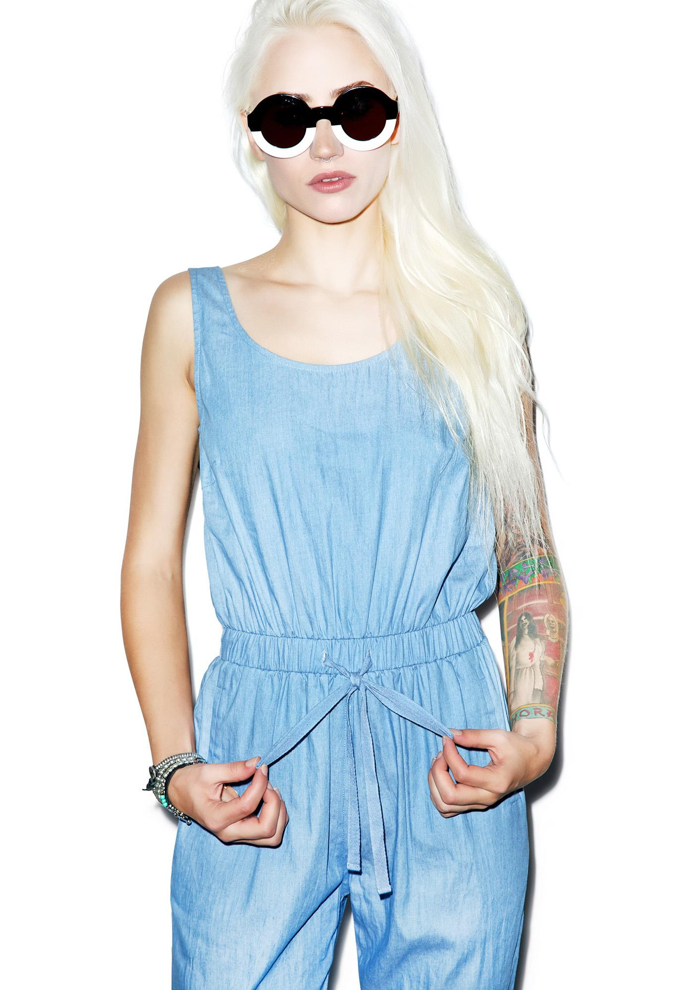BLQ BASIQ Summer Daze Jumpsuit