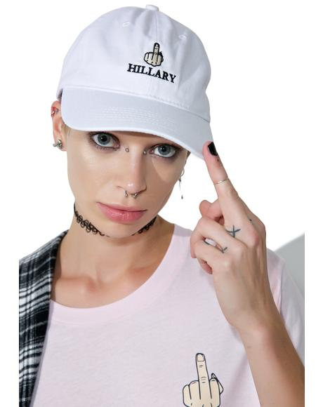 Fuck Hillary Dad Hat