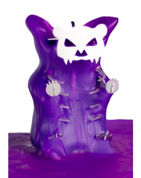 Skeleton Gummiez Candle