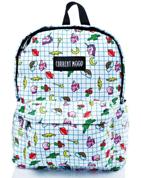 Graphdoodle Backpack