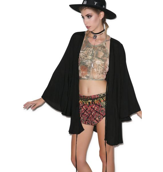 Maya Wrap Dress