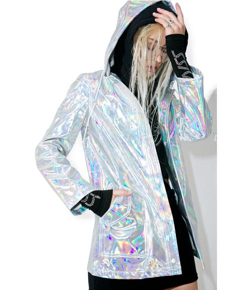 Holographic Raincoat