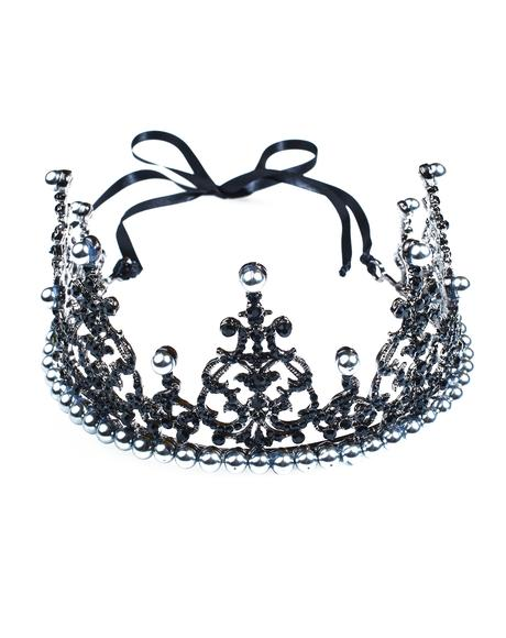 Black Pearl Crown
