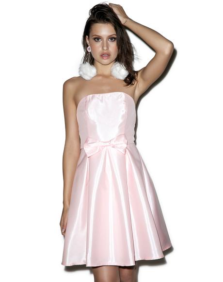 Bow Down Dress