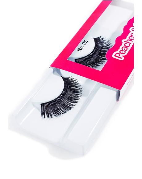 No. 5 False Lashes
