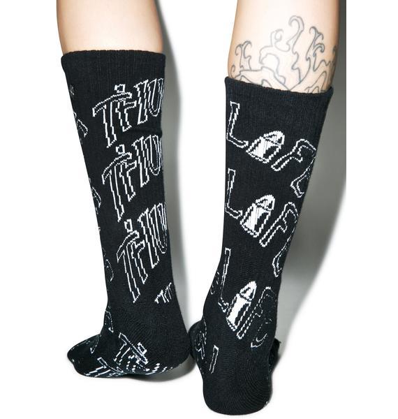 Odd Sox Thug Life Socks