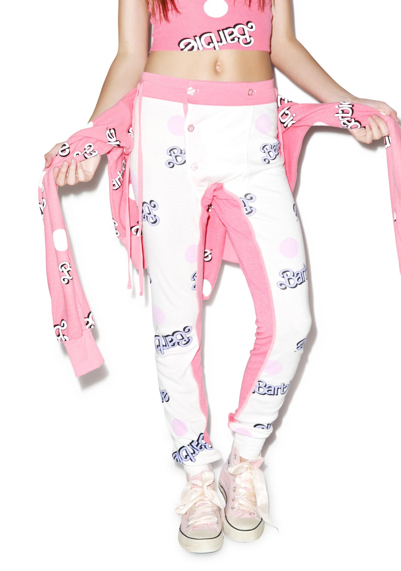 Wildfox Couture Everywhere Barbie Campfire Leggings